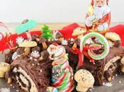 Bûche Noël (Yule Cake) #BakingBloggers