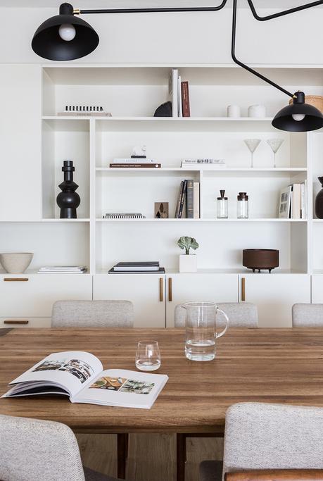 Breezy sophisticated penthouse renovation