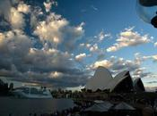 SAILS SUNSET, Sydney Opera House, Australia