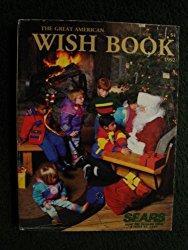 Image: Sears Christmas Wish Book, 1992