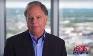 Campaign finance reports for Democrat Doug Jones show quite a few of his boosters are longtime donors to GOP stalwarts like Sessions, Shelby, and Bachus