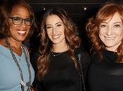 Pics: Katie Holmes, Gayle King, Sarah Jessica Parker Attend Hearst Luncheon