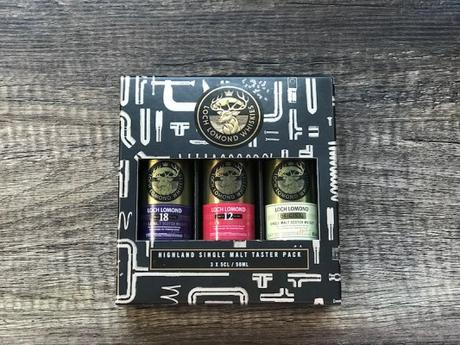 Christmas Countdown – Loch Lomond Whisky Gift Pack