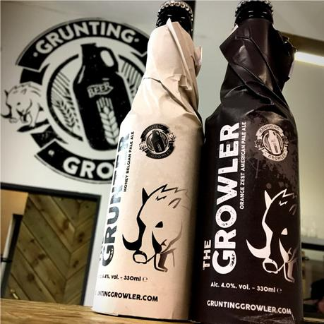 Grunting Growler Christmas Gifts for Beer fans