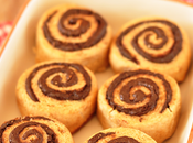 Eggless Whole Wheat Chocolate Cinnamon Rolls #BreadBakers