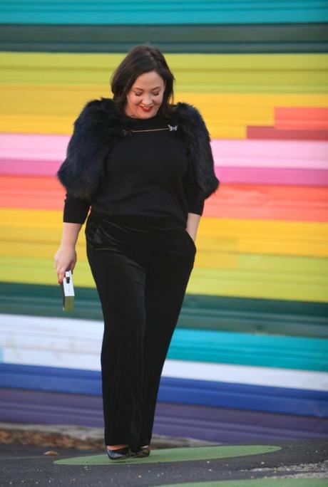 One Cashmere Sweater Three Ways: Desk to Drinks [Sponsored]