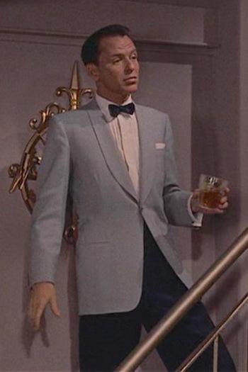 Pal Joey: Sinatra's Gray Dinner Jacket