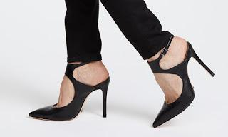 Shoe of the Day   Schutz Lucina Ankle Strap Pumps