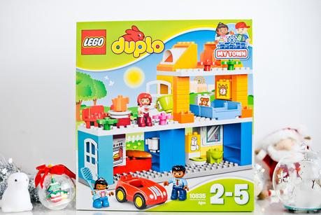 duplo town house