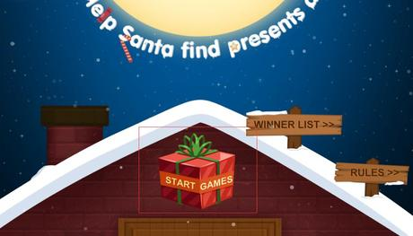 Newchic presents finding game