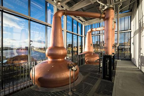 Christmas Countdown – Clydeside Distillery tour and food