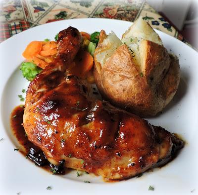 Curry Deviled Chicken