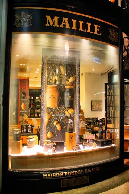 The #London #Christmas Shopping Guide 2017: Tea & Mustard! @MailleUK & @TwiningsTeaUK