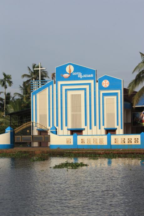DAILY PHOTO: Backwaters Churches