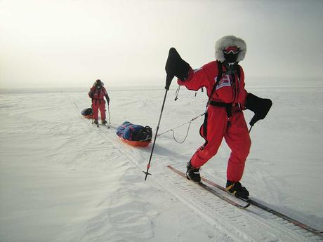 Want to Become a Polar Explorer? Apply for this Scholarship to Learn From Eric Larsen!