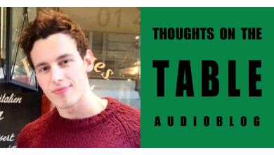 [Thoughts on the Table – 62] Introducing Enzo De Chiara from The Italian Guest