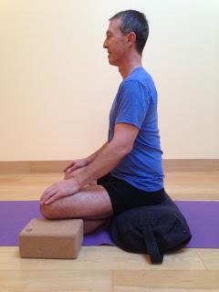 Getting Comfortable in Easy Sitting Pose (Sukasana)