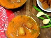Carrot Tomato Shorba Spicy Gajar Tamatar