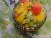 Salade Poivron Jaune, Tomate Céleri Yellow Pepper, Tomato Celery Salad Ensalada Pimiento Amarillo, Apio سلطة الفلفل الاصفر، الطماطم الكرفس