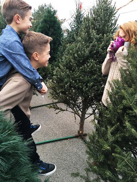 Christmas Card Photos | Heidi Swapp Instax