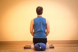 Getting Comfortable in Hero Pose (Virasana)