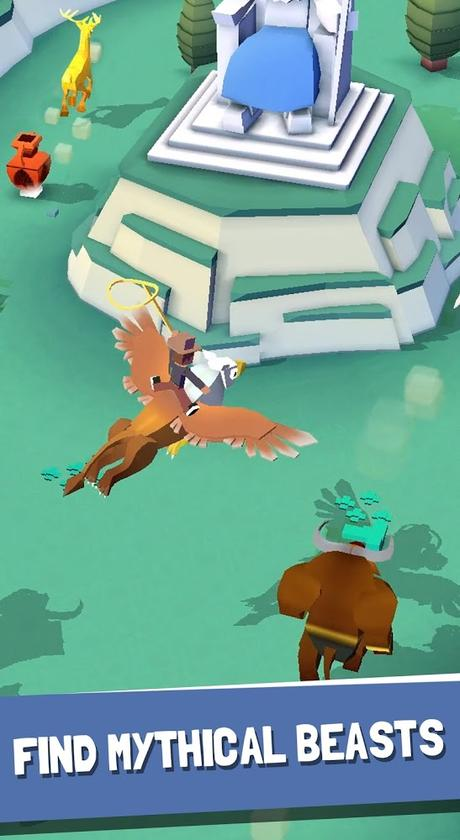 Rodeo Stampede:Sky Zoo Safari | Apkplaygame.com