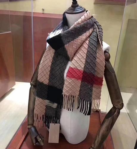 best selling Christmas wholesale plaid scarf 100% cashmere luxury designer brand winter scarf full package for Christmas