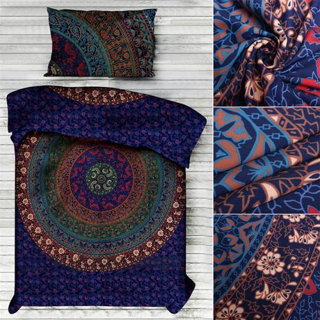 hippie bedding