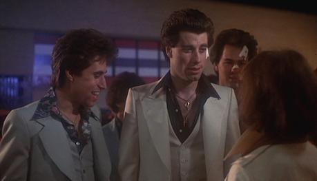 Saturday Night Fever: Travolta's White Disco Suit