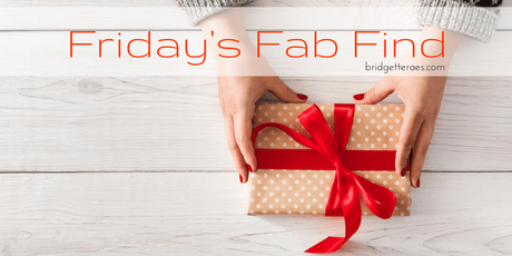 Friday's Fab Find: Last Minute Gift Ideas
