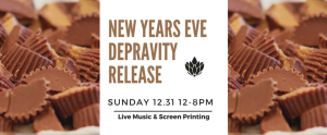 Goodbye 2017, Hello 2018: New Year's Eve & Day Beer Events