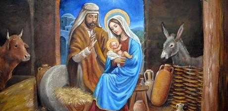 How St. Francis invented the first Nativity scene