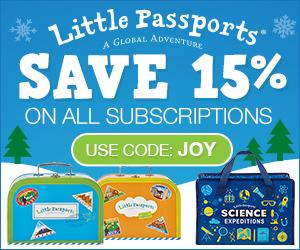 Save 15% on All Little Passports Subscriptions!