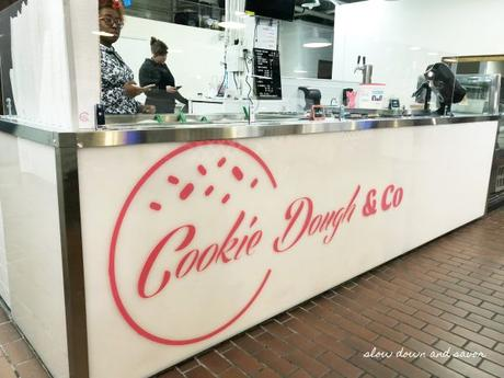 Cookie Dough & Co. helps breathe new life in Cross Street Market