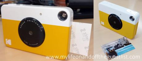 Holiday Gifts: Capture & Print the Moment w/ Kodak