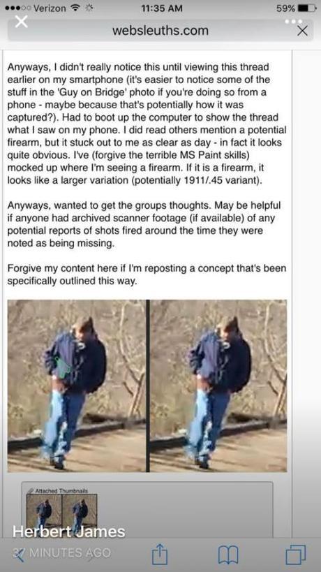 Delphi Murders Update December 16, 2017