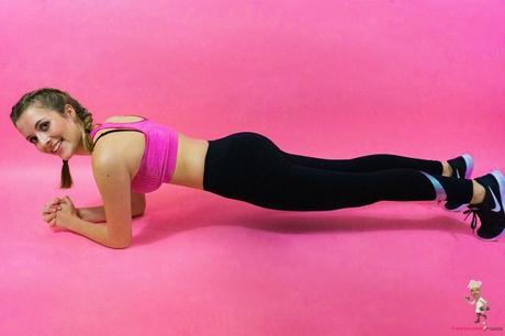 Plank for Beginners – Plank Exercise Variations You Can Try