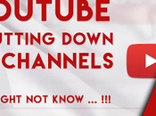 YOUTUBE Started Shutting Down Many Channels...? Explained with Reason Might Know Before...