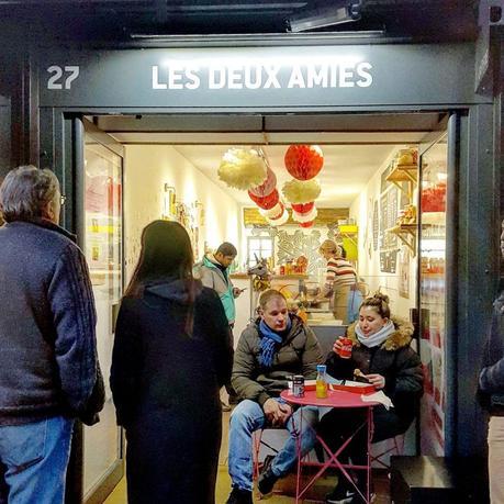 Eating Out   Les Deux Amies, Creperie, Box Park Shoreditch