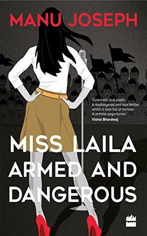 Teaser Tuesdays: Miss Laila Armed and Dangerous