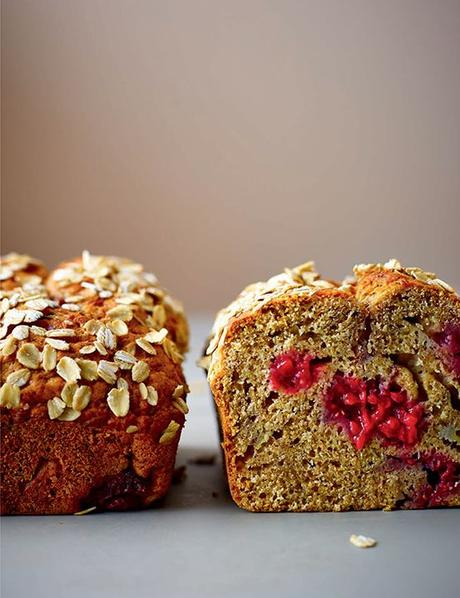 Always right for Christmas! Lorraine Pascale shows us A Lighter Way to Bake.