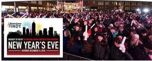 Ten Things To Do To Welcome In The New Year In Downtown Indianapolis