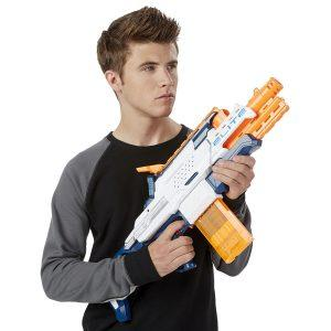 The Coolest Nerf Gun In The World | Best Nerf Gun Ever 2018.