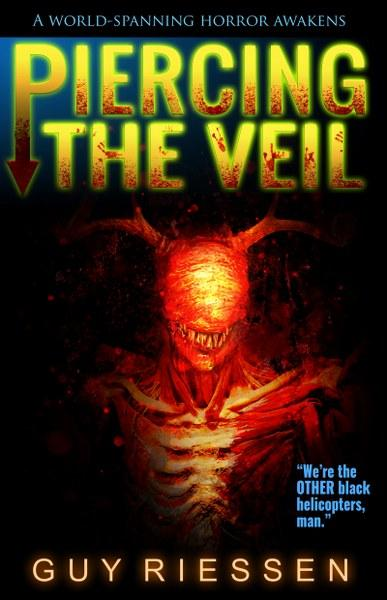 Piercing the Veil by Guy Riessen