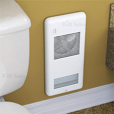 best bathroom fan heater