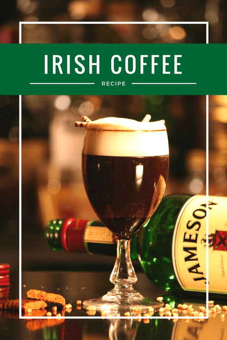 How to Make Jameson Irish Coffee