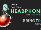 Headphones Spying Tool Listen Surround Voices