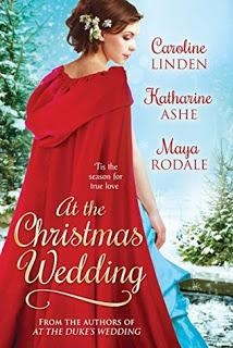 At the Christmas Wedding- by Caroline Linden, Maya Rodale, and Katherine Ashe- Feature and Review