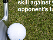 Luck Answer Winning #Golf Mindset?