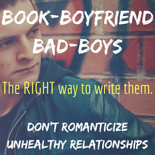 Writing Bad-Boys and Unhealthy Relationships